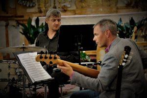 Antonín Zimmel - bicí nástroje